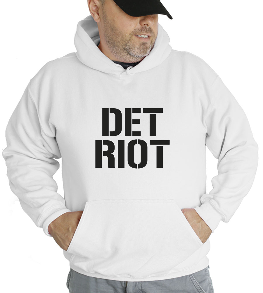 Detroit Hooded Sweatshirt