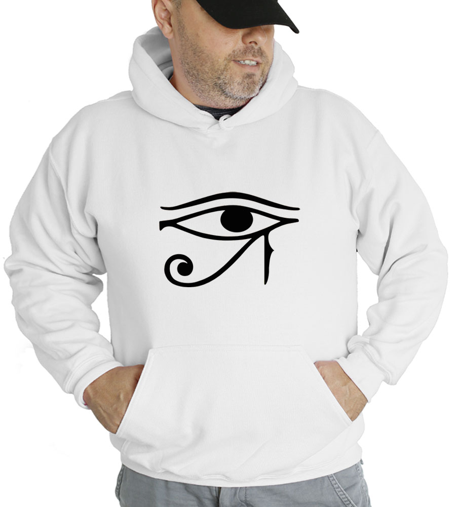 Eye Of Horus Hooded Sweatshirt
