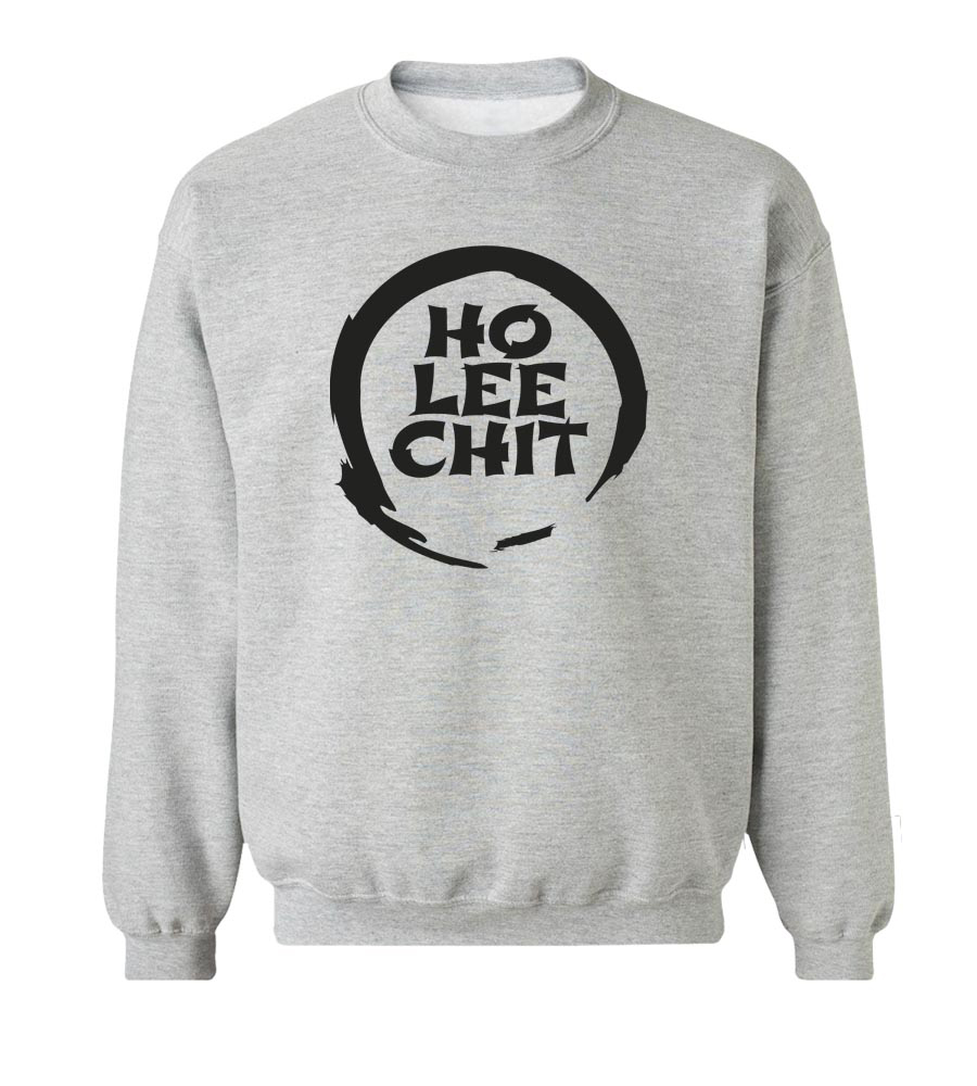 Ho Lee Chit  Crew Neck Sweatshirt