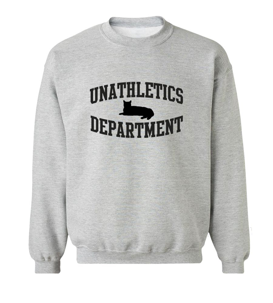 Unathletics Department Crew Neck Sweatshirt