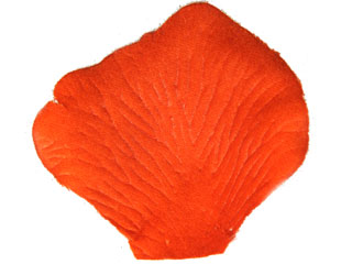 Palm Beach Coral Silk Rose Petals Wedding Bulk 10000