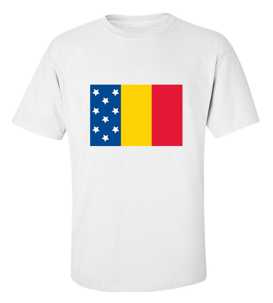 Romania Star T-Shirt
